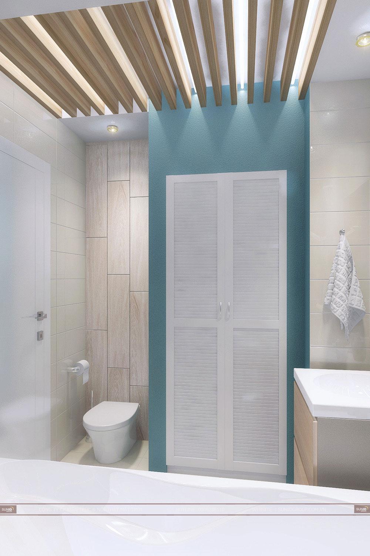 Thiết kế nội thất chung cư Mipec Long Biên