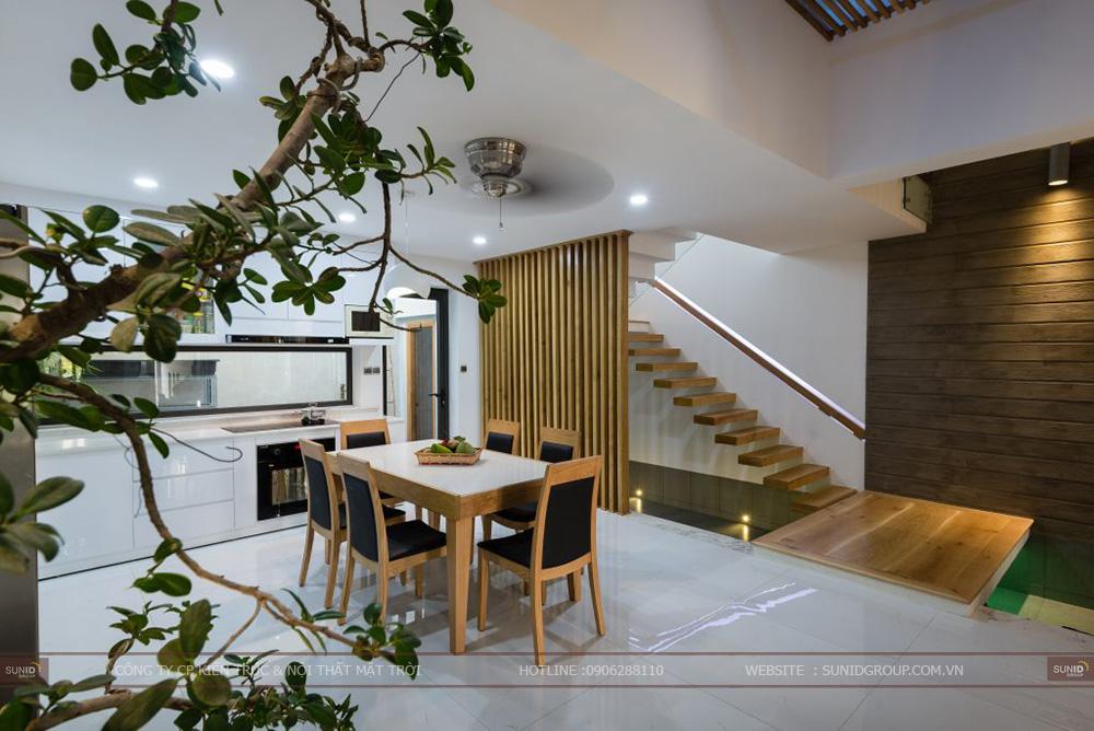 Thiết kế thi công nội thất biệt thự quận Thanh Xuân