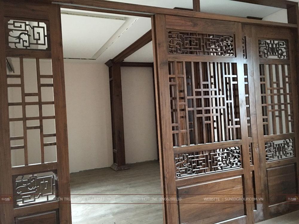 Dịch vụ hoàn thiện nhà xây thô liền kề tại Hà Nội