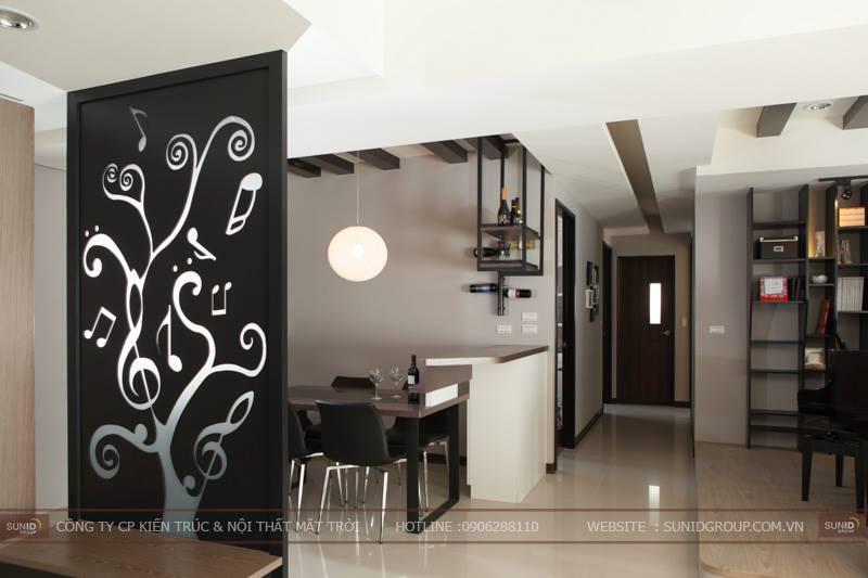 Thiết kế thi công nội thất City Plaza quận Hai Bà Trưng