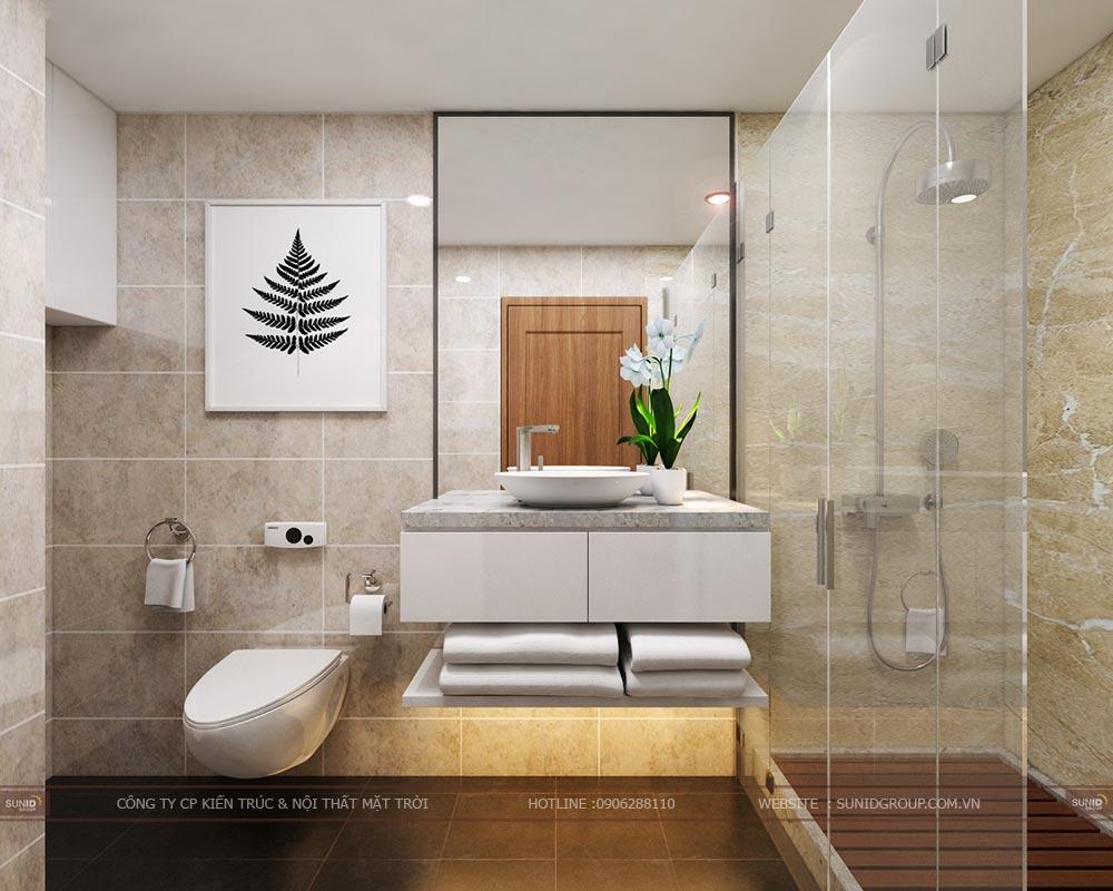 Thiết kế nội thất chung cư Vinhomes Bắc Ninih
