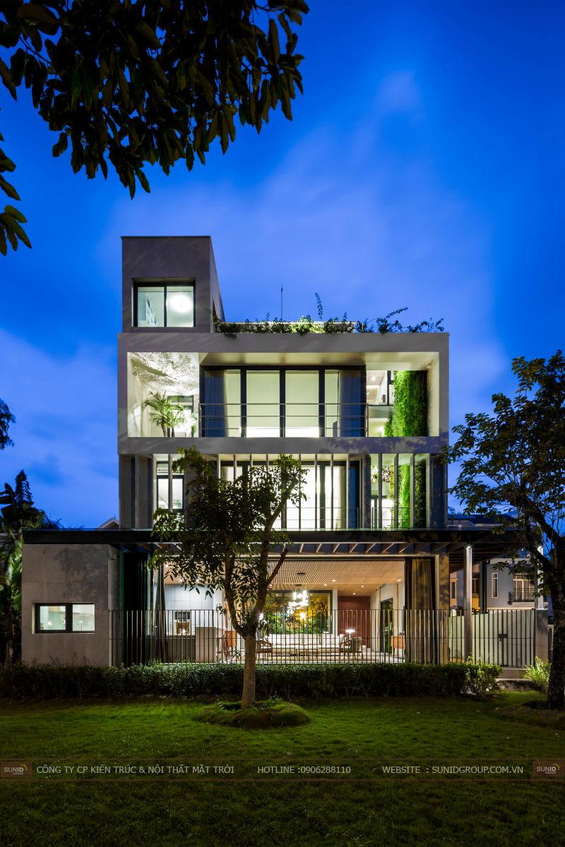 Thiết kế thi công nội thất quận Nam Từ Liêm