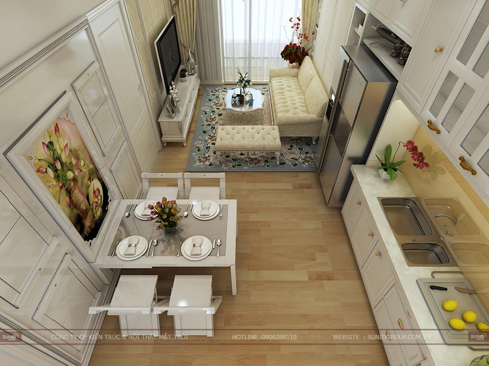 Thiết kế nội thất Phoenix Tower Bắc Ninh