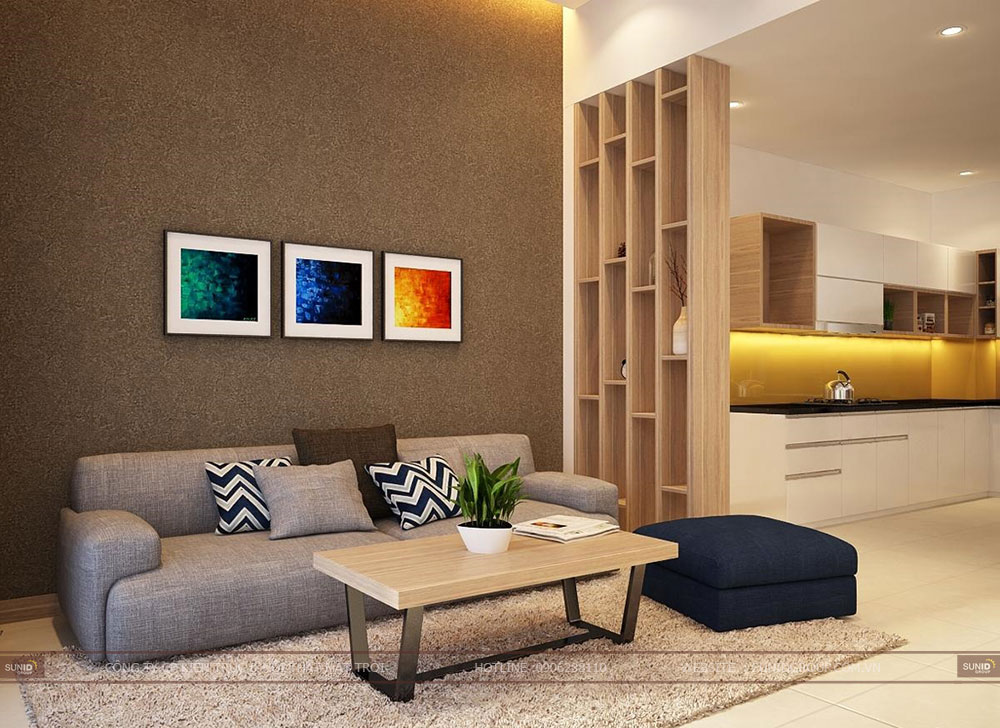 Thiết kế nội thất biệt thự liền kề Vinhomes The Harmony