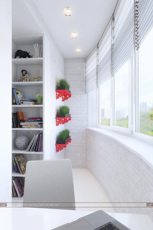 Thiết kế chung cư Mipec Long Biên