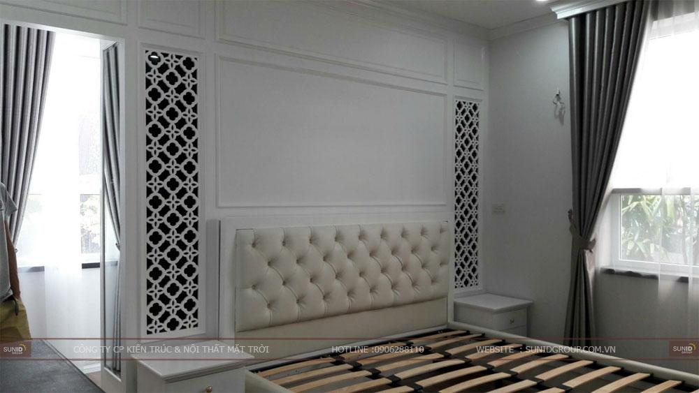 Sản xuất đồ nội thất tại xưởng sản xuất
