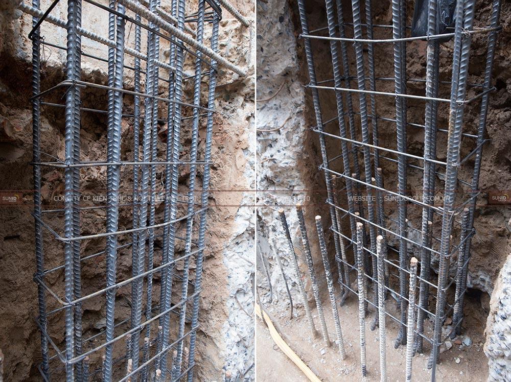 Thi công xây dựng nhà phố tại Hải Dương