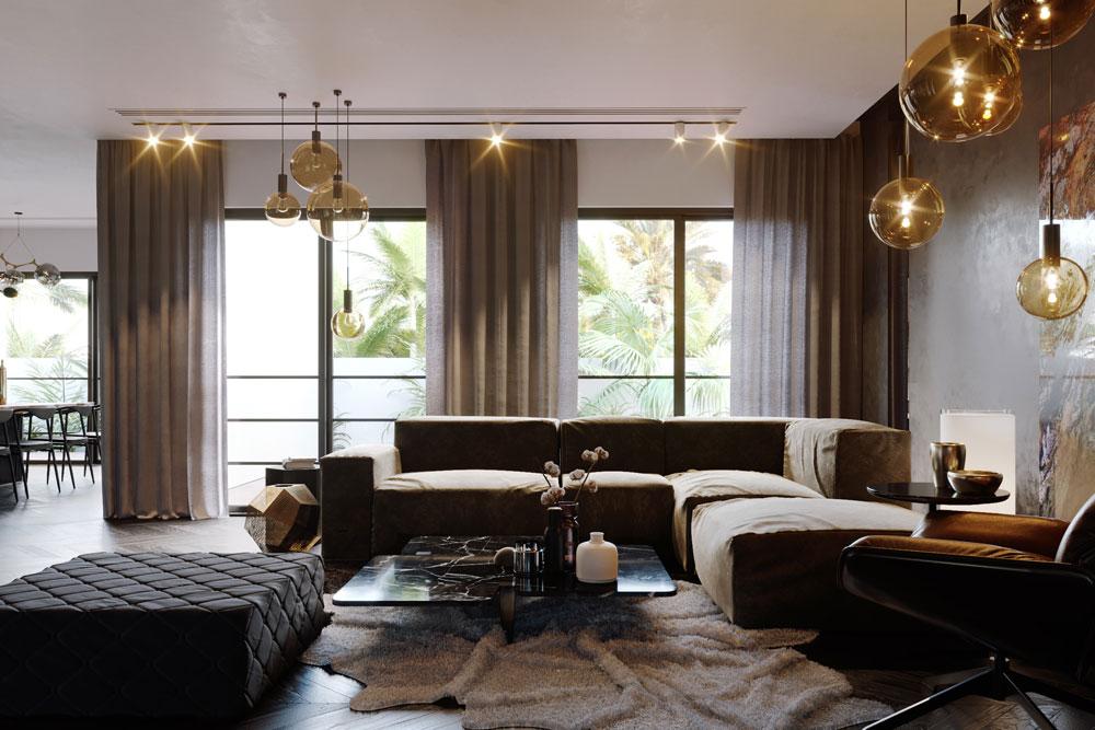 Thiết kế nội thất biệt thự liền kề Pandora – Nhà mẫu A1 số 53 triều khúc