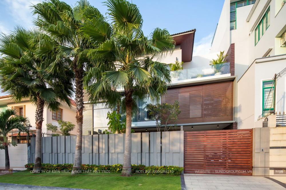 Thiết kế biệt thự tại Hải Phòng – Villa hiện đại