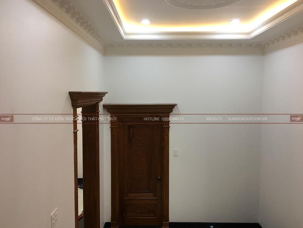 Thiết kế thi công biệt thự cổ điển tại Hải Phòng