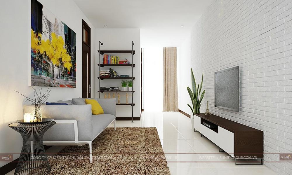 Thiết kế thi công nội thất biệt thự Tây Hồ