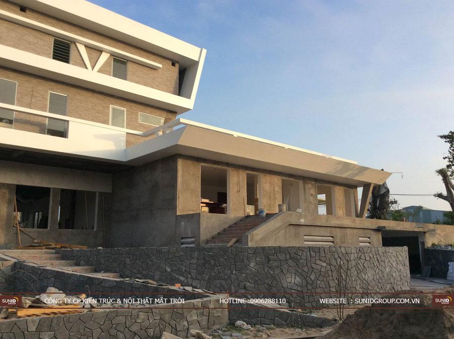 Thi công xây dựng biệt thự tại Hà Nội