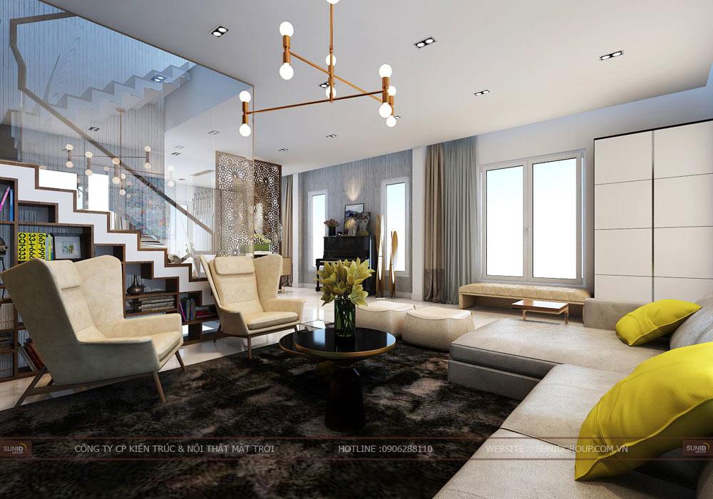 Thiết kế nội thất tại Hà Nội
