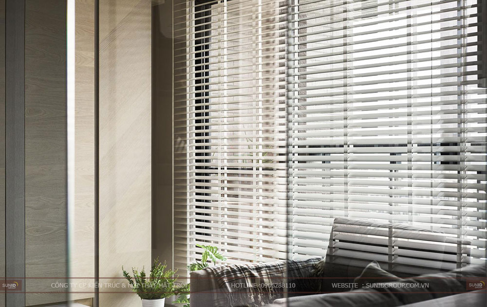 Thiết kế nội thất chung cư Gemek Premium