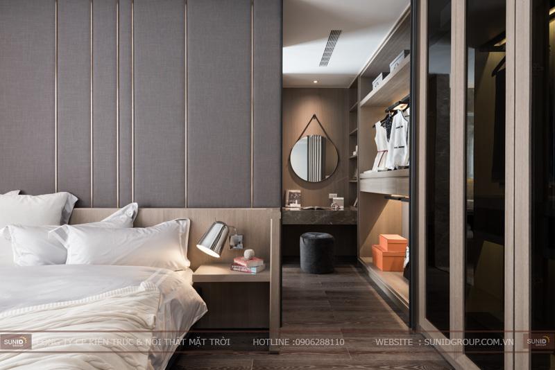 Thiết kế nội thất chung cư Thống Nhất Complex-82 Nguyễn Tuân