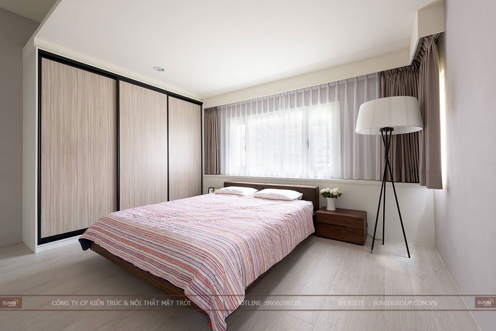 Thiết kế nội thất chung cư CT4 Vimeco – Căn CH-5A