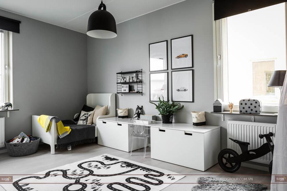 Thiết kế nội thất chung cư Vinhomes Gallery - Giảng Võ