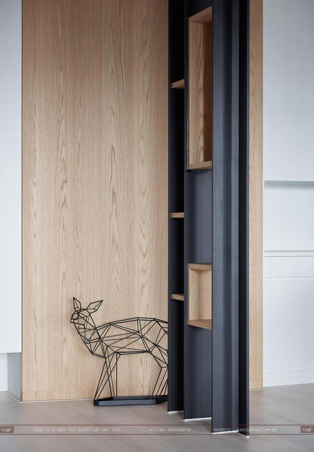 Thiết kế nội thất chung cư CT4 Vimeco