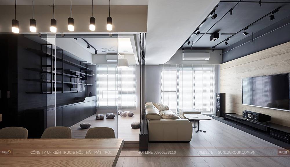 Thiết kế nội thất chung cư CT4 VimecoThiết kế nội thất chung cư CT4 Vimeco