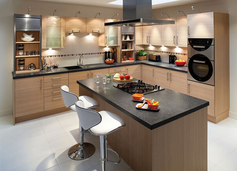thiết kế nhà bếp tuyệt đối tránh điều này