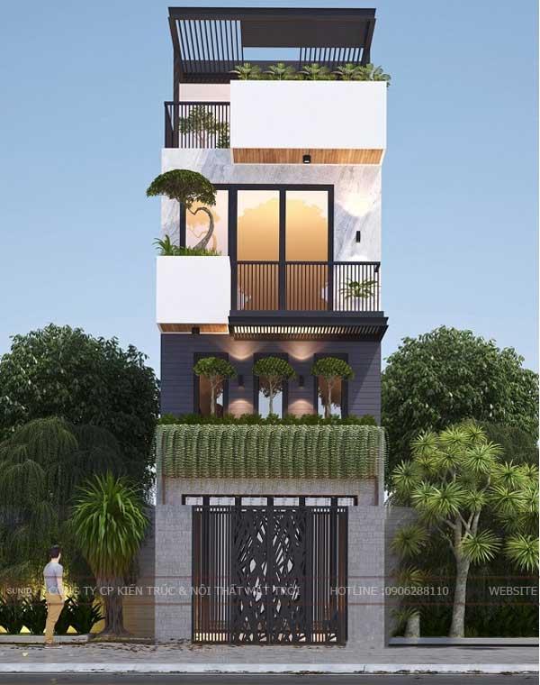 Bí quyết thiết kế nhà đẹp hoàn mỹ