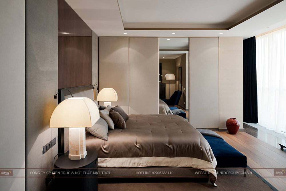 Thiết kế nội thất chung cư FLC Green Home