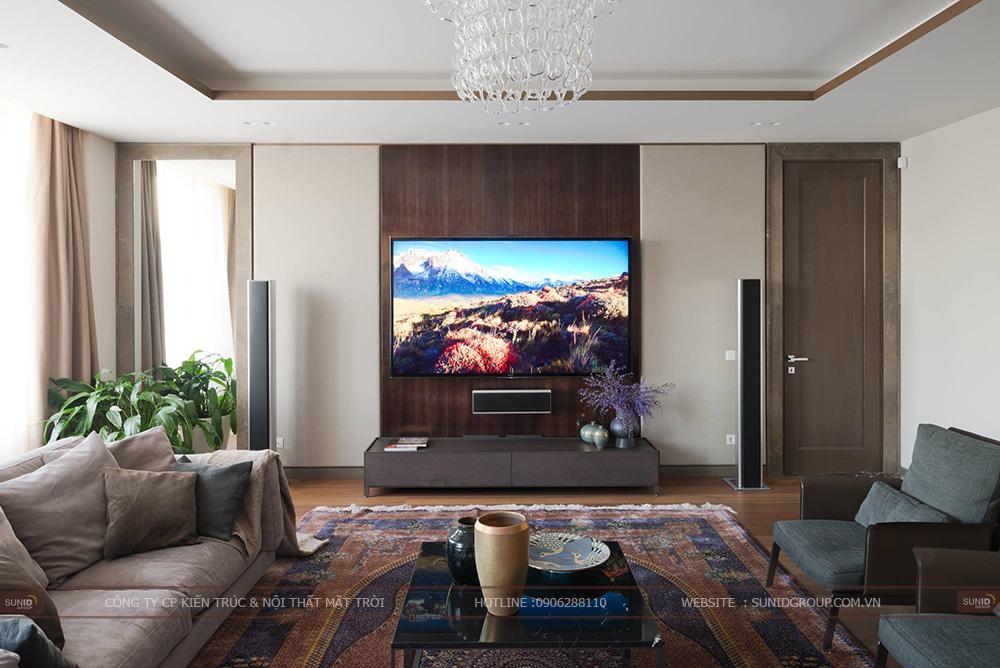 Thiết kế nội thất chung cư FLC Green Home Phạm Hùng