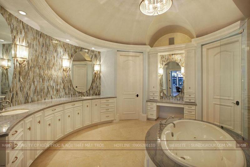Tủ chậu lavabo đẹp