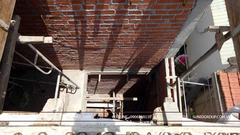 Thi công xây dựng nhà tại Việt Trì – anh Linh