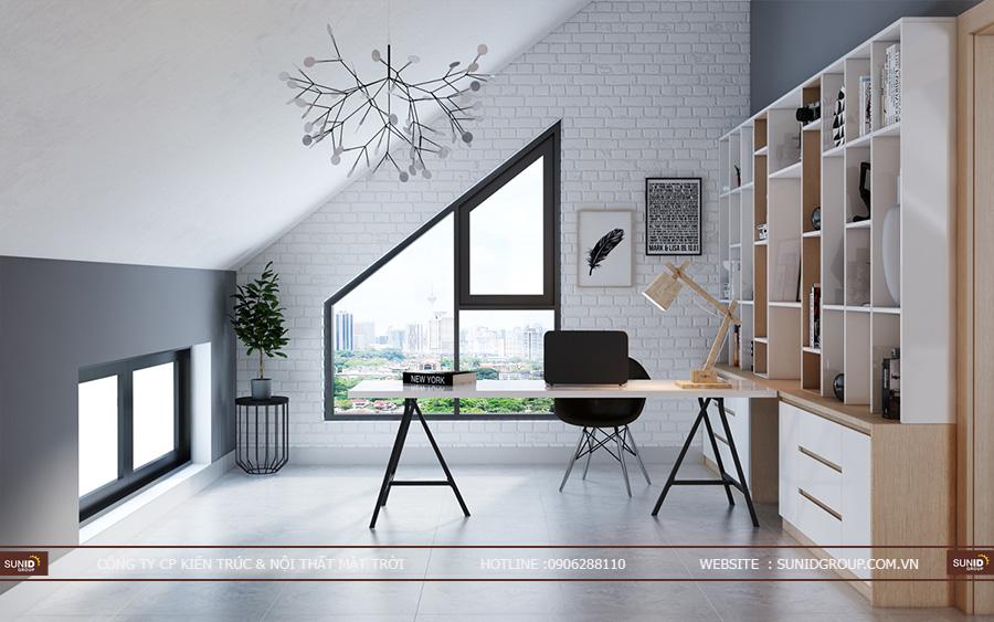 Thiết kế nội thất biệt thự Nam An Khánh SUDICOThiết kế nội thất biệt thự Nam An Khánh SUDICO