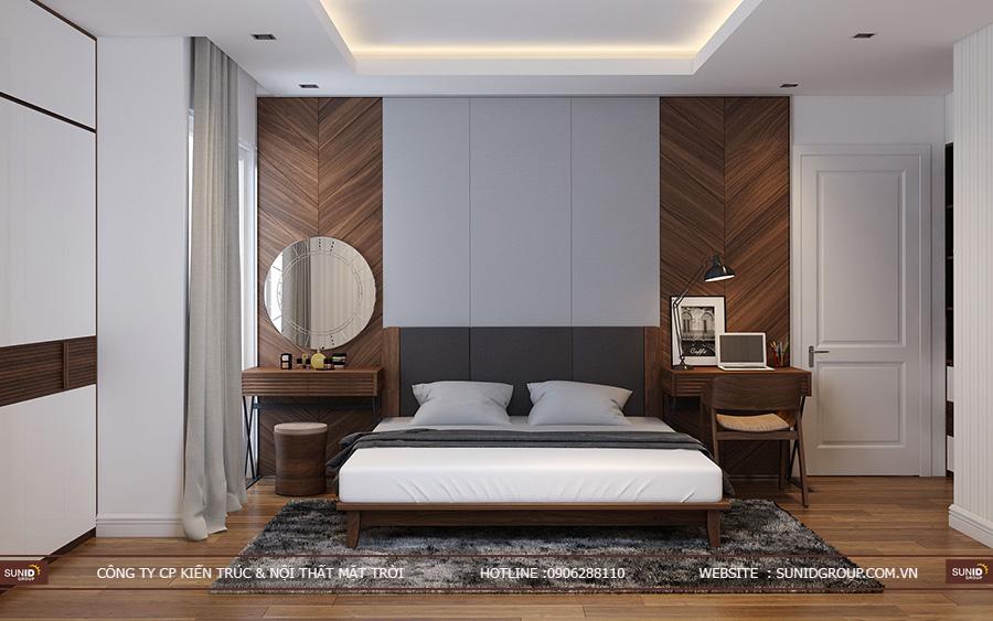 Thiết kế nội thất chung cư GAMUDA GARDEN
