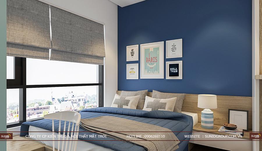 Thiết kế nội thất chung cư Gelexia Riverside Tam TrinhThiết kế nội thất chung cư Gelexia Riverside Tam Trinh