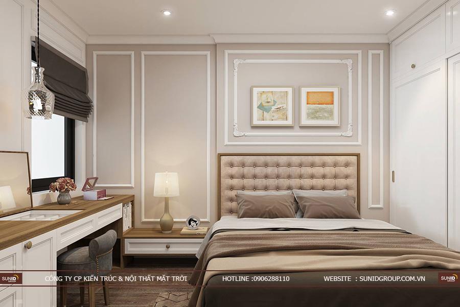 Thiết kế nội thất chung cư Gelexia Riverside Tam Trinh