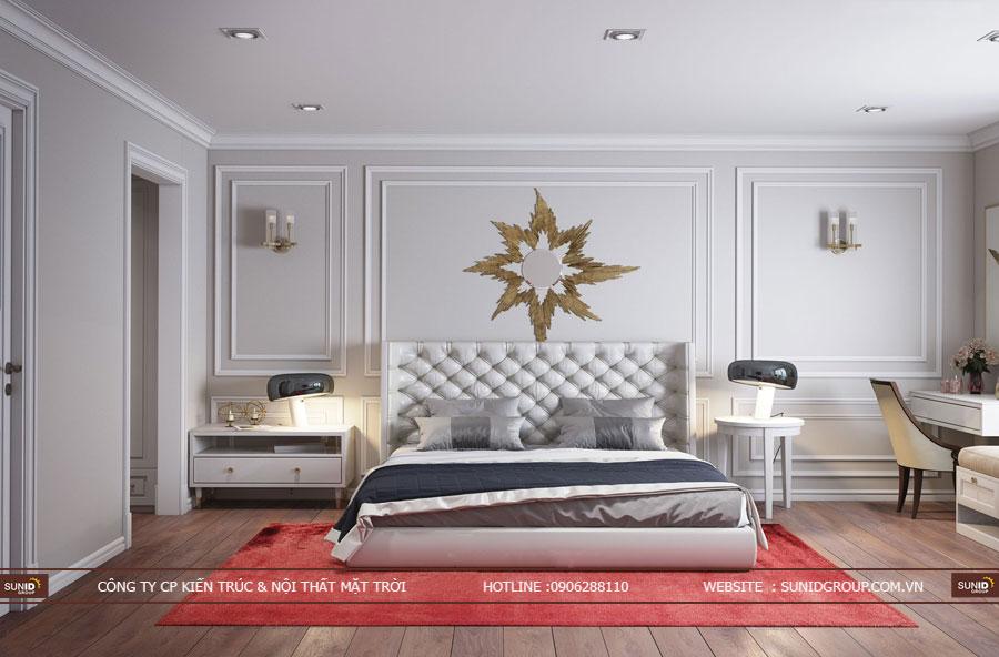 Thiết kế nội thất chung cư Hải Đăng Mon City