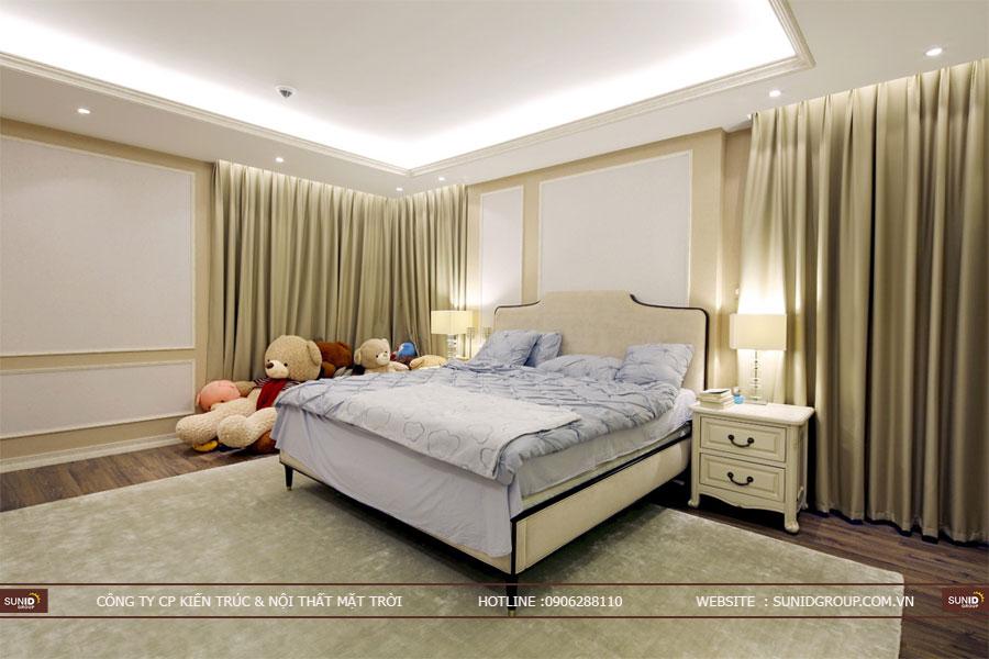 Thiết kế nội thất chung cư Hanoi Landmark 51
