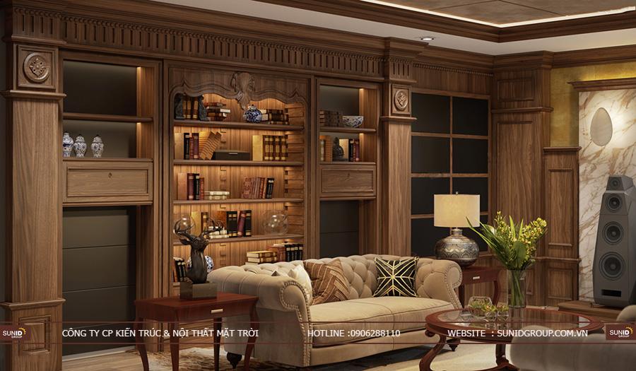 Thiết kế nội thất chung cư Mỹ Đình Pearl