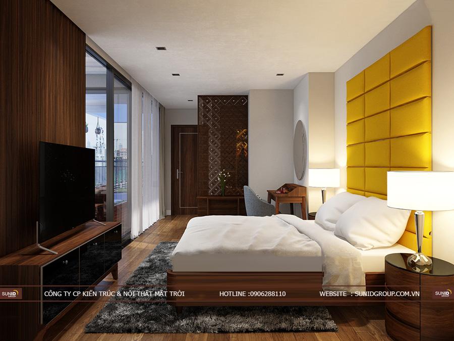 Thiết kế nội thất chung cư Seasons Avenue
