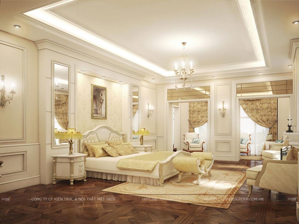 Thiết kế nội thất chung cư HD Mon City