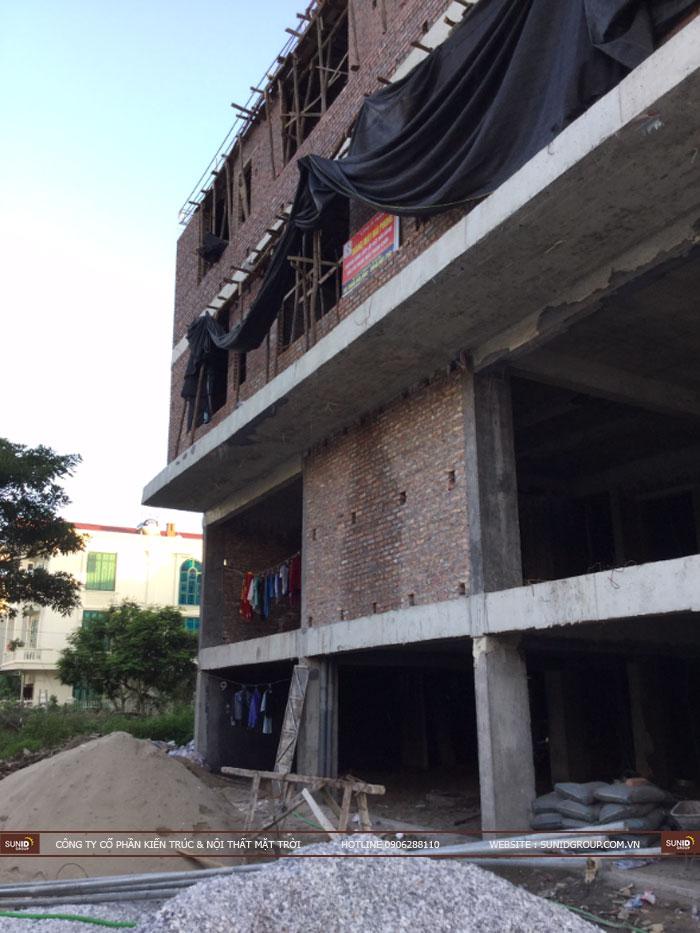 Thiết kế thi công nội thất khách sạn tại Bắc Ninh