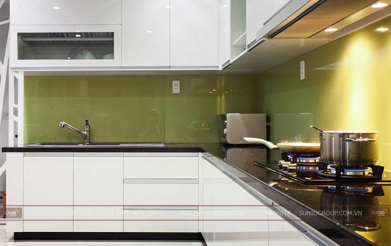 Thiết kế thi công nội thất nhà tại Đông Anh
