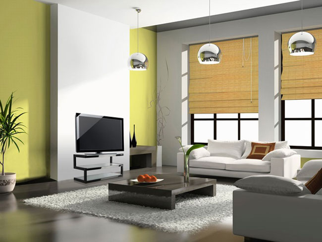 kinh nghiệm chọn màu sắc nội thất2