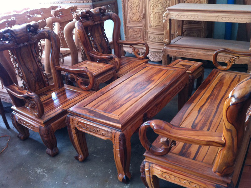 kinh nghiệm mua nội thất gỗ