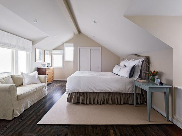 phòng ngủ tầng áp mái1