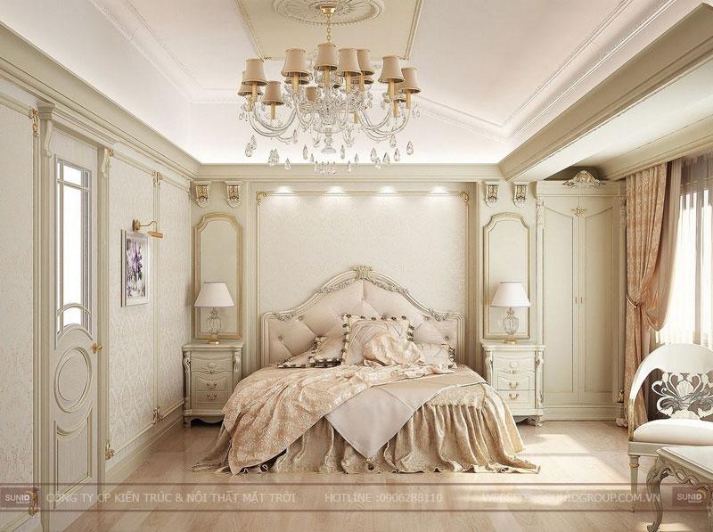 Thiết kế nội thất biệt thự Vinhomes Gardenia Mĩ Đình