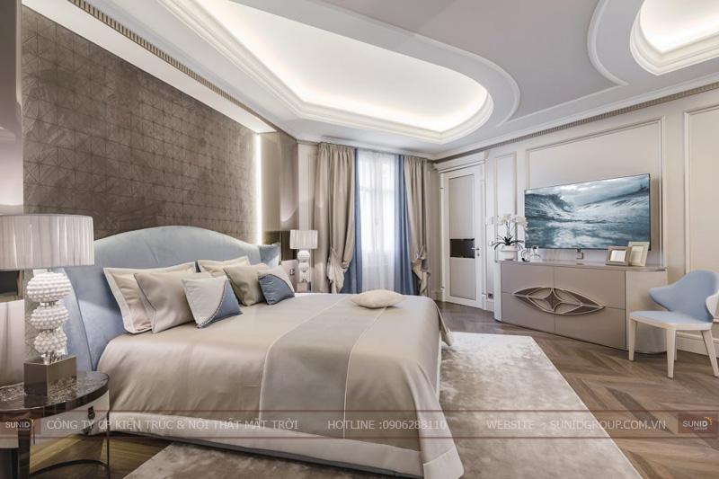 thiết kế nội thất chung cư cao cấp sun square10