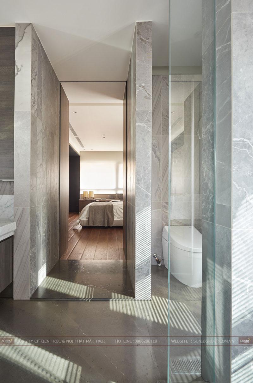 thiết kế nội thất chung cư hpc landmark 105 tố hữu 1