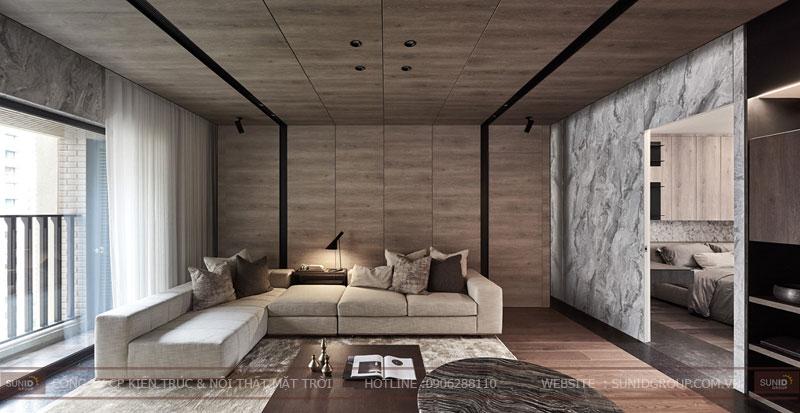 thiết kế nội thất chung cư hpc landmark 105 tố hữu 10