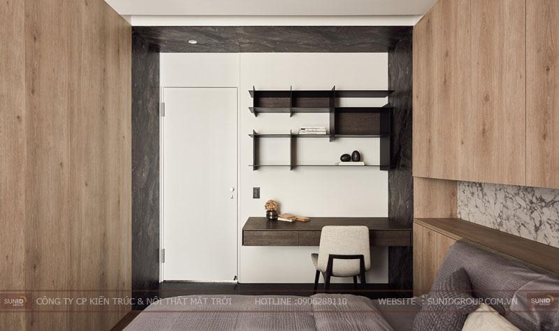 thiết kế nội thất chung cư hpc landmark 105 tố hữu 11