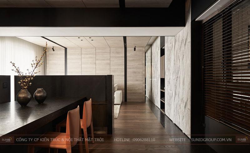 thiết kế nội thất chung cư hpc landmark 105 tố hữu 12