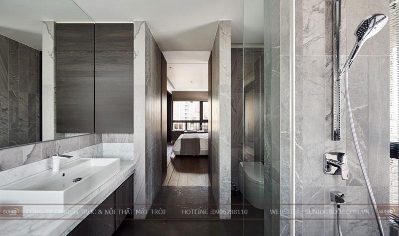 thiết kế nội thất chung cư hpc landmark 105 tố hữu 14